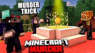 MIT DIESEM TRICK GEWINNT IHR FAST JEDE RUNDE! ✪ Minecraft MURDER mit GLP & Zombey