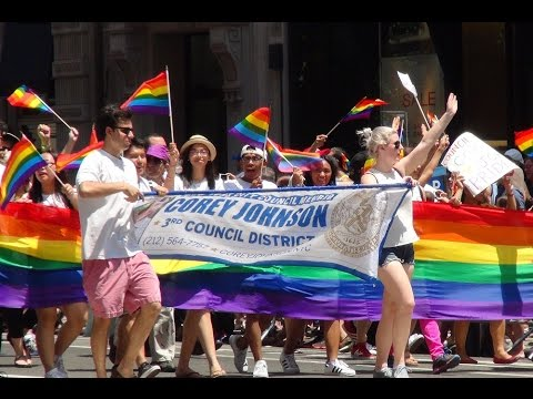 Pride Parade New York 2016