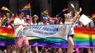 Pride Parade New York 2016