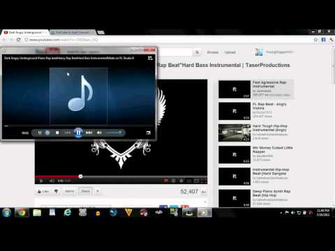 Download any YouTube Video in Seconds   MP3   HD  