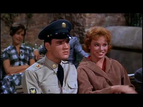 Elvis Presley - Wooden Heart (1960) Complete Original movie scene  HD