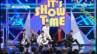 [PRODUCE101 シーズン2] It's「Show Time」@コンセプト評価 thumbnail
