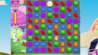 Candy Crush Saga Level 945 No Booster  3* 17 moves left