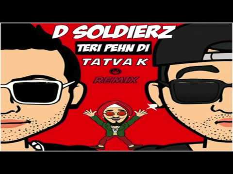 FREE DOWNLOAD  - TERI PEHN DI  - D Soldierz (TaTvA K Refix)