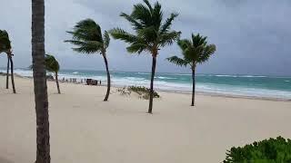 Punta Cana just before Hurricane Maria