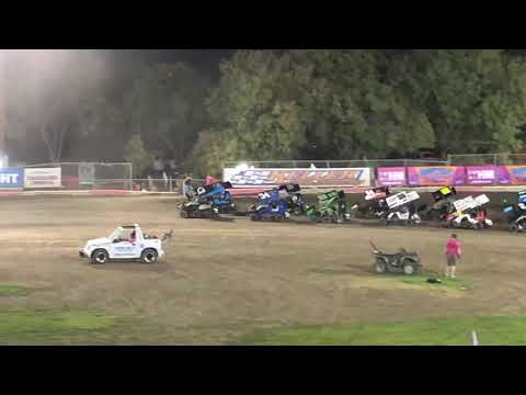 Plaza Park Raceway 9/20/19 Restricted Main