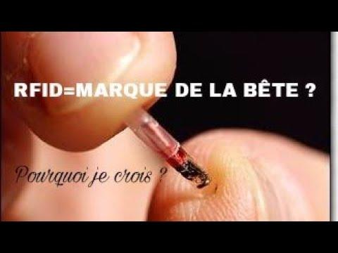 PUCE RFID = MARQUE DE LA BÊTE ? Reportage France 2 Septembre 2017 ...