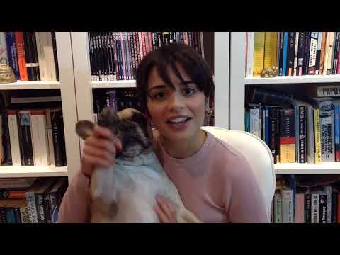 Stephanie Leonidas Defiance, MirrorMask AURORA testimonial and