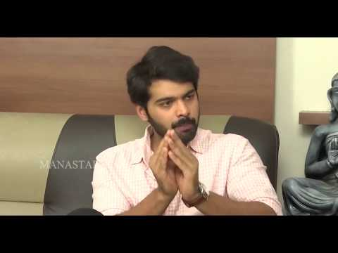 Hero Adith Arun Gives Clarity About 24 Kisses Controversial Debate In A News Channel | Manastars