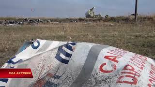 Hà Lan, Australia buộc Nga chịu trách nhiệm vụ rơi máy bay MH17 (VOA)