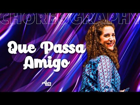 QUE PASSA AMIGO - Tropkillaz -Salsation Choreography by Federica Boriani