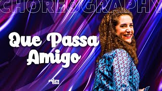 QUE PASSA AMIGO - Tropkillaz -  Salsation Choreography by Federica Boriani