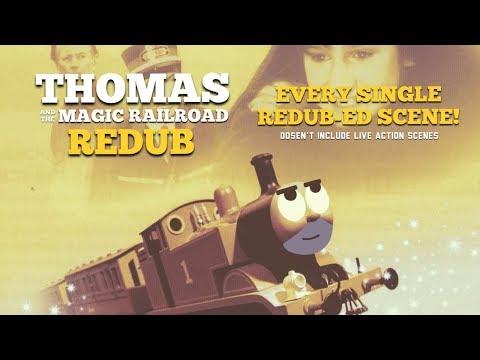 """Thomas and the Magic Railroad"" - Redub"