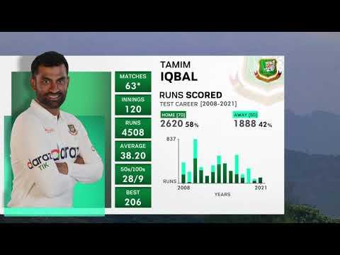 Day 1 Highlights | Sri Lanka v Bangladesh, 1st Test 2021