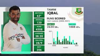 Day 1 Highlights | Sri Lanka v Bangladesh, 1st Test 2021