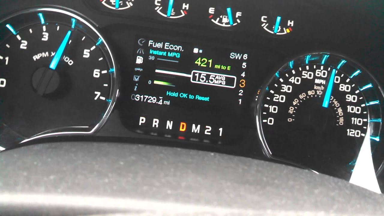 2013 Ford F-150 Top Speed - YouTube