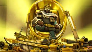 TF2 - GOLDEN PAN DROP !!! 2015