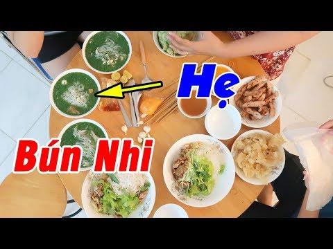 Ăn Bún Quán Nhi - Du Lịch Ăn Uống Quy Nhơn #23
