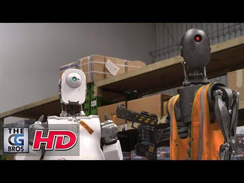"**Award Winning** CGI & VFX Short Film:  ""Shelved""  - Directed by James Cunningham"