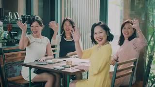 2020 靚星演員作品:茶裏王 業務在走 衝勁要有【黃色服裝 衣庭姐】