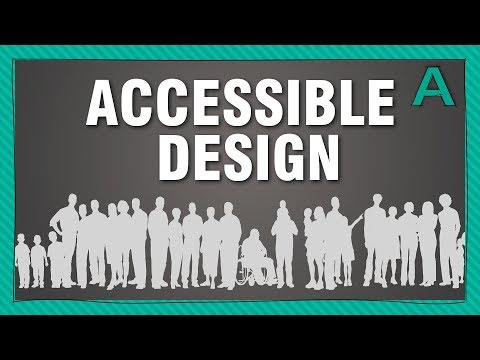 Why Is Accessible Design Good for Everyone? | ARTiculations