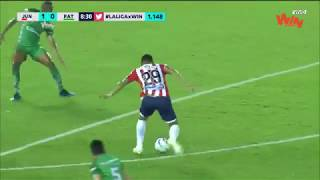 Junior vs. Patriotas (4-0) | Liga Aguila 2018-II | Fecha 15