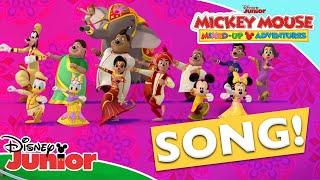 🎵 Gollywood Wedding! | Mickey Mouse Mixed-Up Adventures | Disney Junior UK