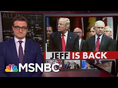 Jeff Sessions Plans Senate Run – Despite President Donald Trump | All In | MSNBC