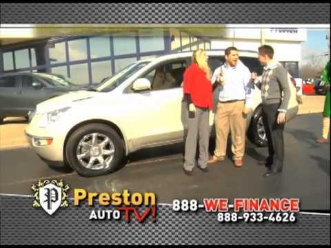 Preston Auto TV