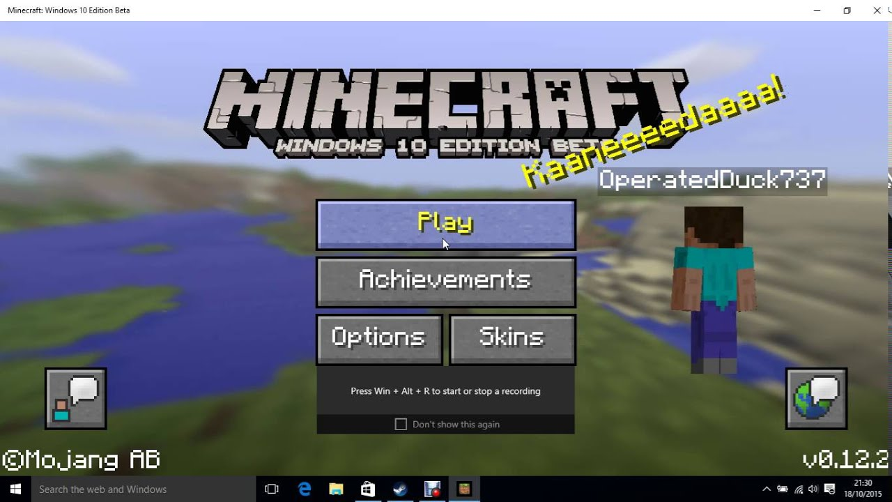 minecraft download windows 7 edition