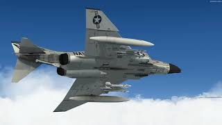 P3Dv4 Simworks Studios F-4B Air Battle