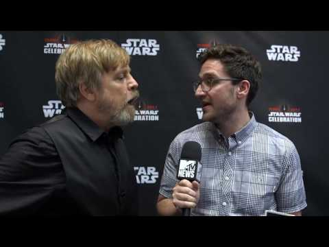 Mark Hamill: I love everybody's part except mine