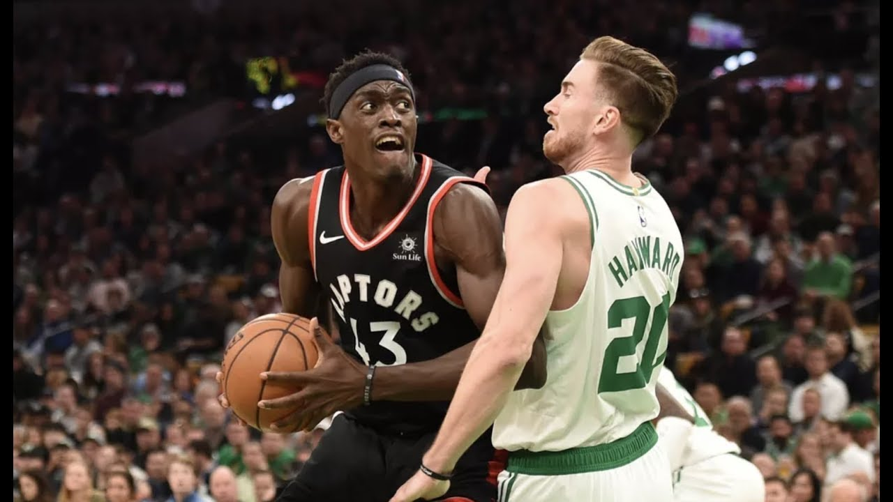 Double Overtime Toronto Raptors Vs Boston Celtics Full Game March 20 2020 Nba 2k Simulation Youtube