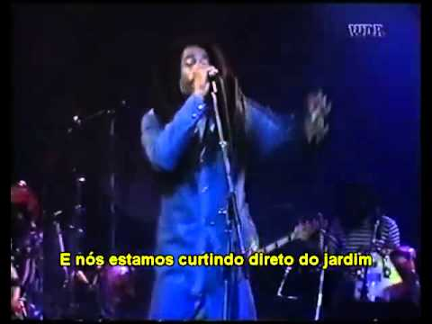 Bob Marley - Jamming Ao Vivo - Live (Legendado PT/BR)
