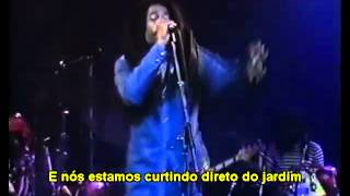 Bob Marley Jamming Ao Vivo Live Legendado PT BR