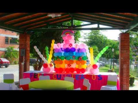 Todo para tu fiesta infaltil junior express youtube - Todo para tu fiesta infantil ...