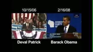 obama plagiarism