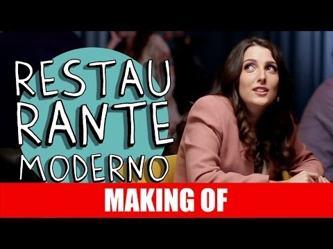 Making Of – Restaurante Moderno
