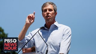 Beto O'Rourke says Trump administration is gunning for war with Iran