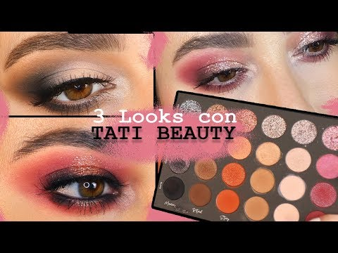 TATI Beauty Reseña y 3 Looks thumbnail