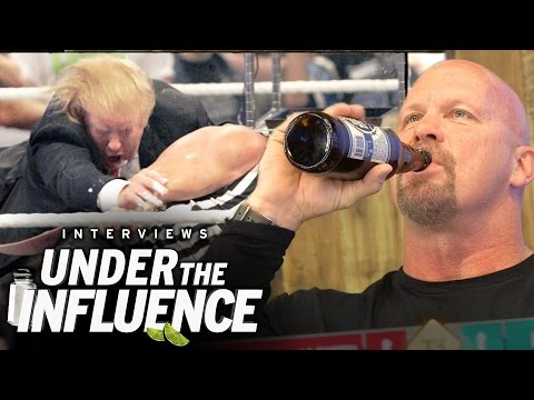 'Stone Cold' Steve Austin Relives Trump Stunner, Calls Out The Rock: Interviews Under the Influence
