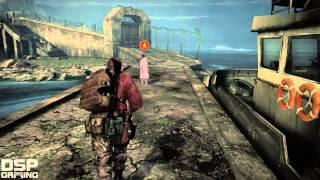 Resident Evil Revelations 2 Ep. 1 pt7 - Enter: Barry the BADASS