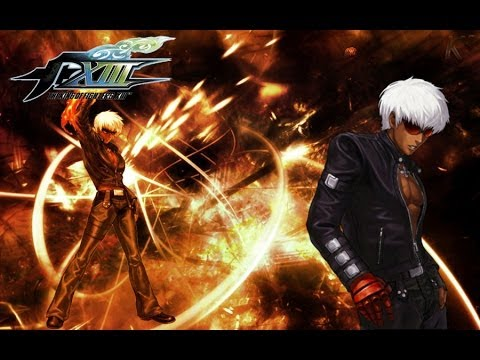 The King Of Fighters XIII Steam Edition. Training With K' |