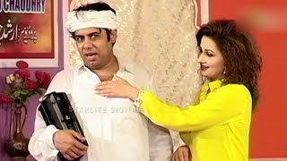 Best Of Nargis, Naseem Vicky and Deedar New Pakistani Stage Drama Full Comedy Clip