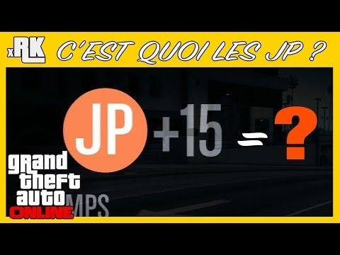 GTA 5 Online : A quoi servent les JP dans GTA Online? Explication Job Points - PS3 HD Français - xRK