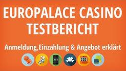 Euro Palace Casino Testbericht: Anmeldung & Einzahlung erklärt [4K]