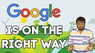 Google 2017 : Green Energy !!!
