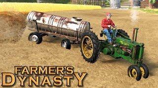 Farmer's Dynasty [BETA] - rozlewanie gnojowicy | #6