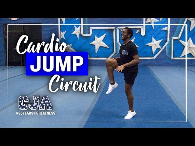 Cardio Jump Circuit