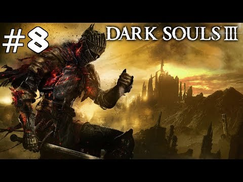 CURSE OF THE BIG NASTY TREE (Curse-Rotted Greatwood Boss Fight) | Dark Souls III (#8)